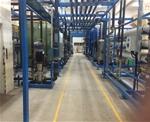 超纯水设备工地